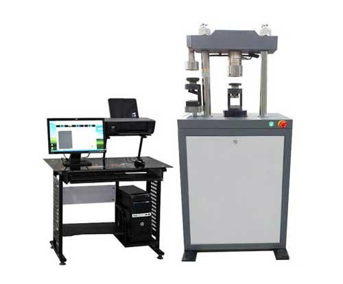 YAW-300D微机全自动水泥抗压扛折试验机