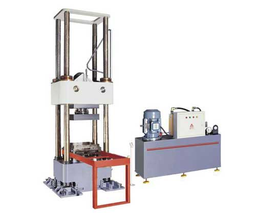 YAW-G系列微机控制电液伺服压力试验机