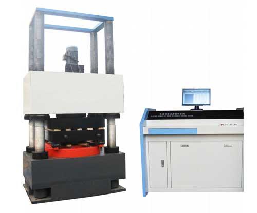 YAW-D系列微机控制电液伺服压力试验机