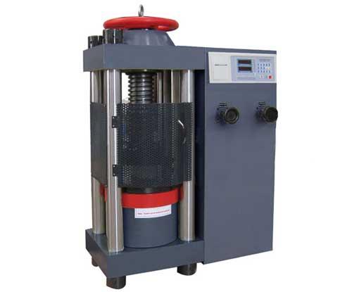 YES系列经济型数显式压力试验机