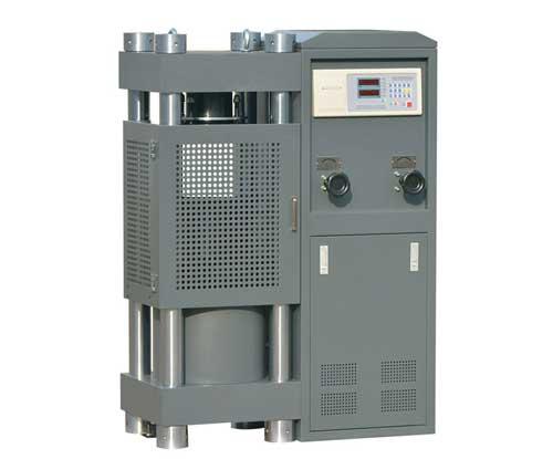 YES-B系列数显式压力试验机
