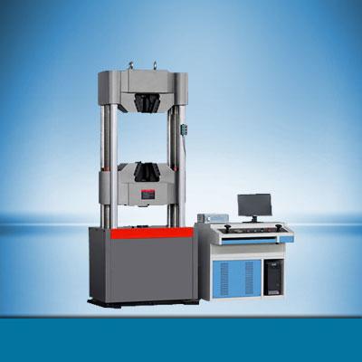 KREW微机屏显液压万能试验机保养技巧
